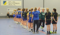 2014 - 1. Damen vs. Pulheimer SC am 08.11.2014
